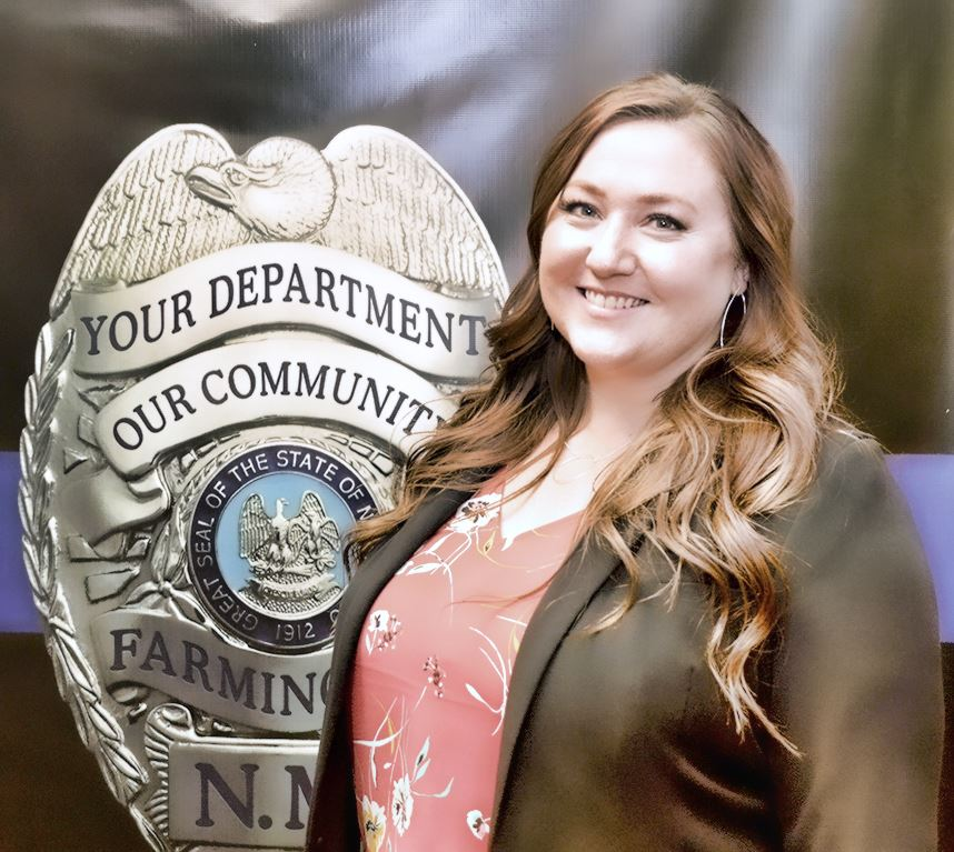 Nicole Brown, public information officer